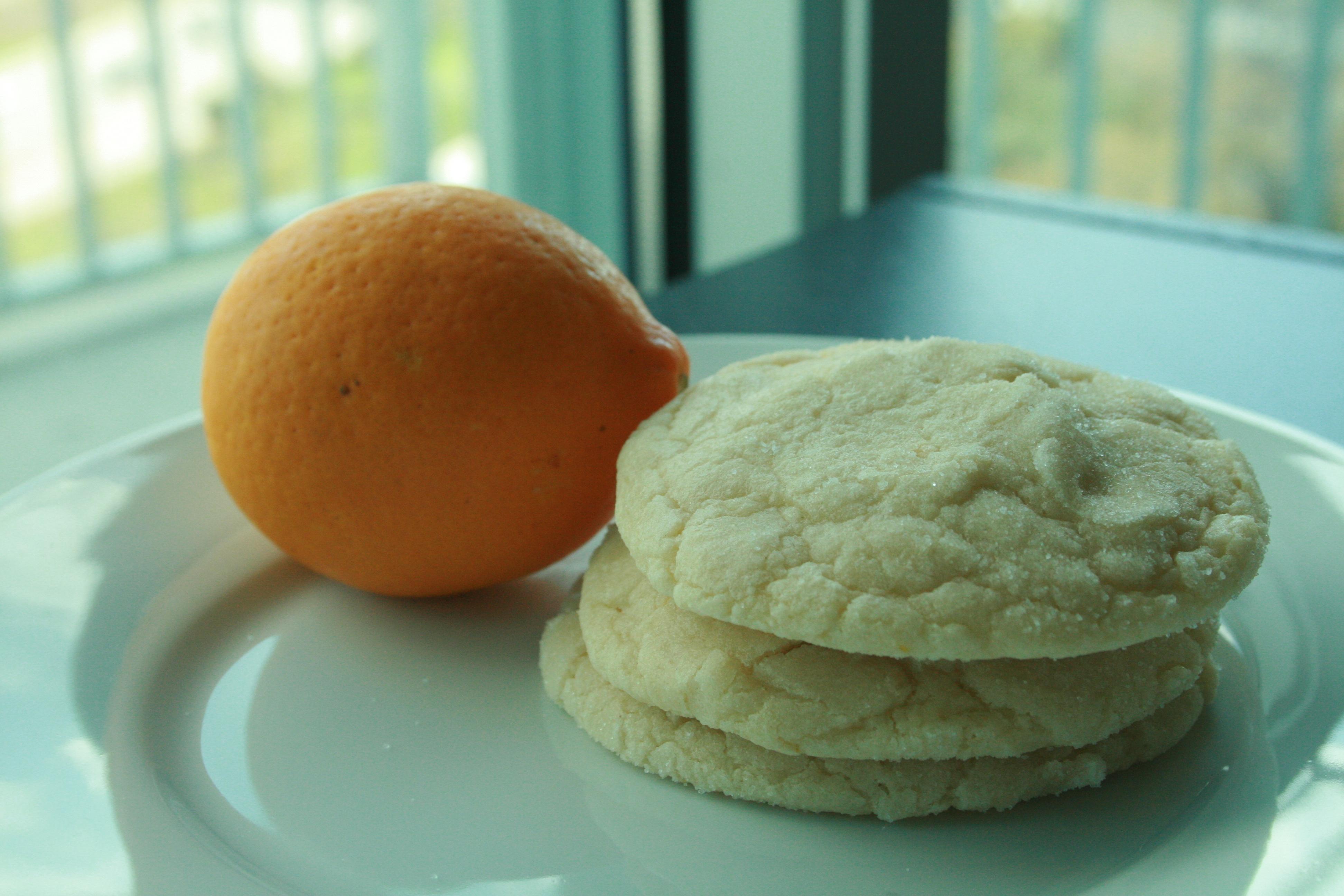 Meyer-Lemon Sugar Cookies. Hooray!!! | The New (Cooking) Adventures of ...