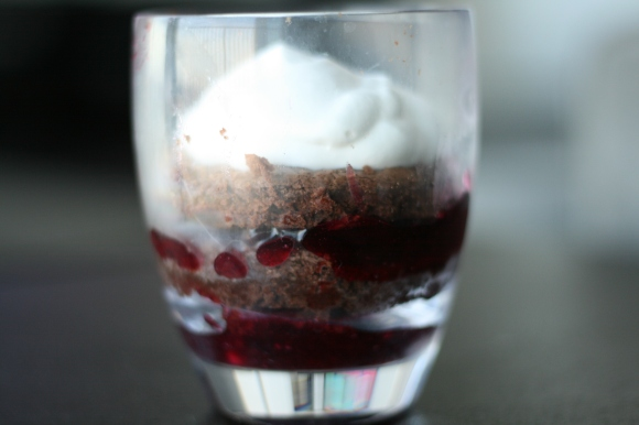 Black Forest Parfait