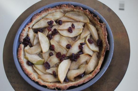Cranberry-Apple Pie/Tart