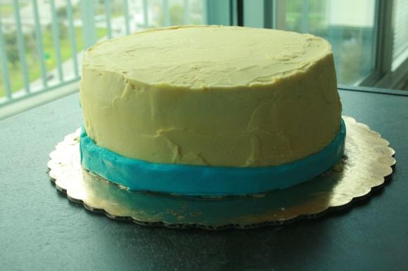 WEDDIN CAKE!